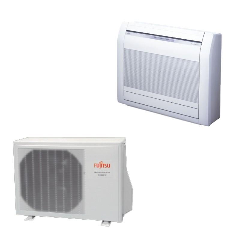 Fujitsu AGYG12LVCA AOYG12LVCA Climatizzatore Mono Split Pavimento Serie LV 12000 Btu