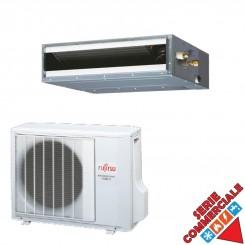 Fujitsu ARYG14LLTB AOYG14LALL Climatizzatore Mono Split Commerciale Canale Serie LL 14000 Btu
