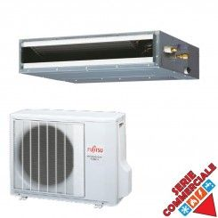 Fujitsu ARYG18LLTB AOYG18LALL Climatizzatore Mono Split Commerciale Canale Serie LL 18000 Btu