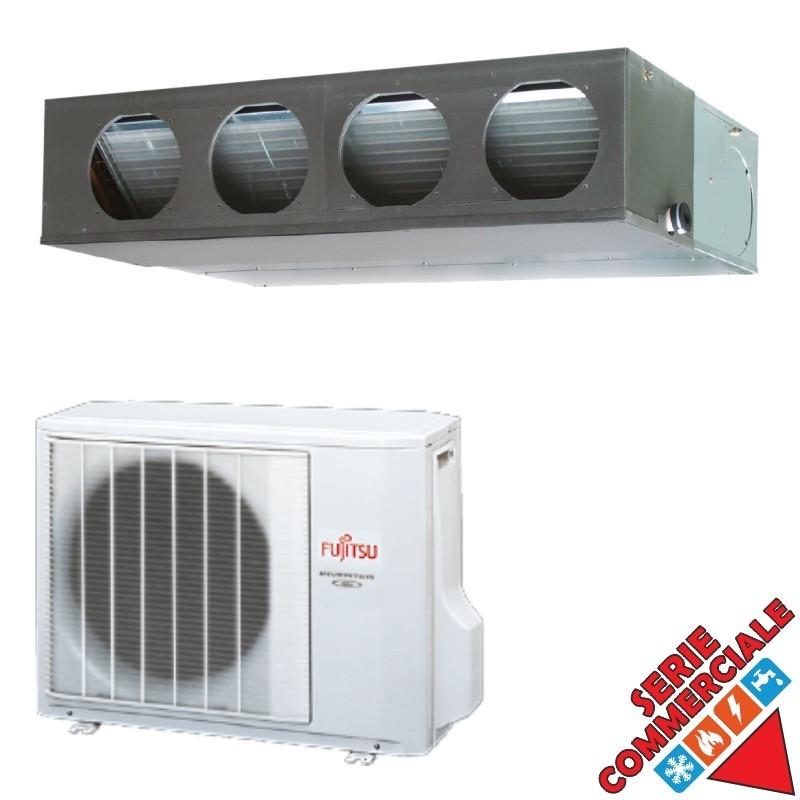Fujitsu ARYG24LMLA AOYG24LALA Climatizzatore Mono Split Commerciale Canale Serie LM 24000 Btu