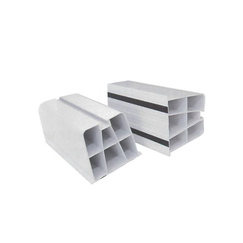 Supporti a Pavimento P-031-01 PVC Antivibrazione Antiurto Resistente ai raggi UV