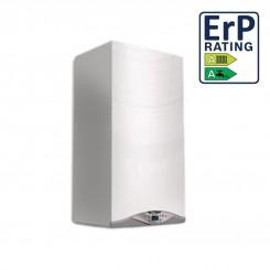 Ariston Cares Premium 24 EU Caldaia Murale ErP Metano Camera Stagna Condensazione (23 kW-24 kW) + Scarico Fumi Coassiale