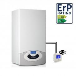 Ariston Genus Premium Evo Net 35 EU Caldaia Murale ErP Metano Camera Stagna Condensazione (31 kW-34 kW) + Scarico Fumi Coassiale
