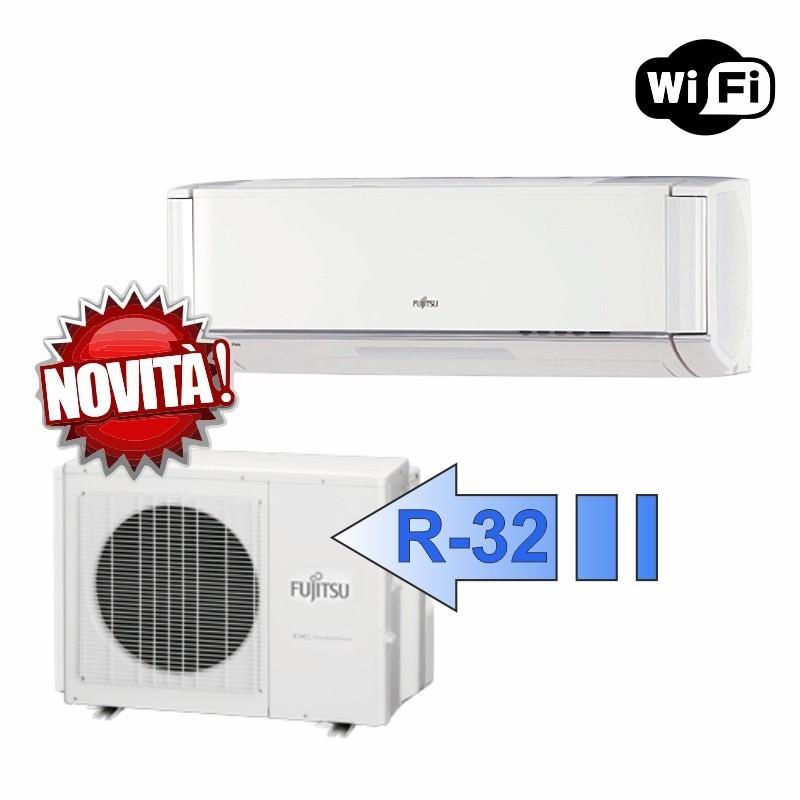 Fujitsu ASYG12KXCA AOYG12KXCA Climatizzatore Mono Split Parete Serie Nocria X 12000 Btu R-32 WiFi Integrato