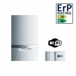 Vaillant ecoTEC plus VMW306/5-5+ Caldaia Murale ErP Metano Camera Stagna Condensazione Smart WiFi (30 kW-30 kW) Modello 2017