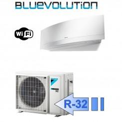 Daikin FTXJ35MW RXJ35M Climatizzatore MONO Split Parete Emura Bianco WIFI Bluevolution 12000 Btu
