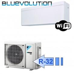 Daikin FTXA25AW RXA25A Climatizzatore Mono Split Parete Serie STYLISH Bianco WiFi BTU 9000 R-32