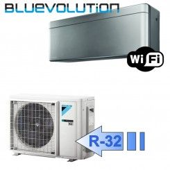 Daikin FTXA42AS RXA42A Climatizzatore Mono Split Parete Serie STYLISH Silver WiFi BTU 15000 R-32