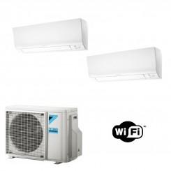 Daikin Condizionatore FTXM25N FTXM42N 2MXM50M9 Dual Split Perfera Gas R-32 Bluevolution 9+15 WiFi