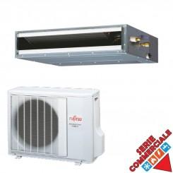 Fujitsu ARYG18LLTB AOYG18LBCB Climatizzatore Mono Split Commerciale Canale Serie LL 18000 Btu