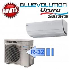 Daikin FTXZ25N RXZ25N Climatizzatore Mono Split Parete Ururu Sarara Bluevolution 9000 Btu R-32