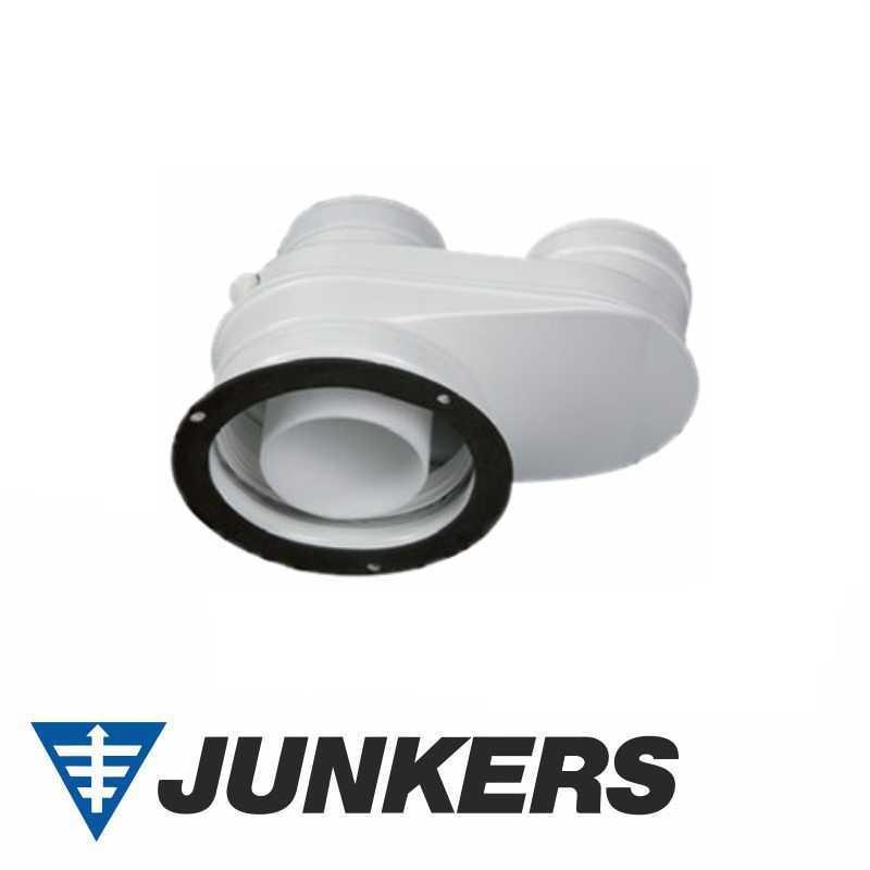 Junkers Accessori Scarico Fumi