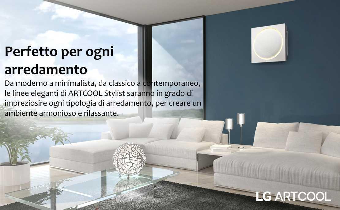 LG Climatizzatore ARTCOOL STYLIST